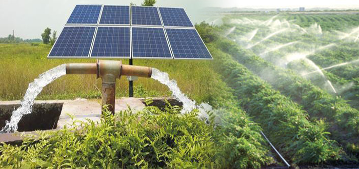 Agricultural Transformation In India Through Solar Pumps